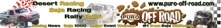 Puro Off-Road Desert Racing eZine