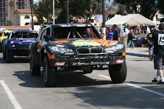 All German Motorsports Trophy SUV