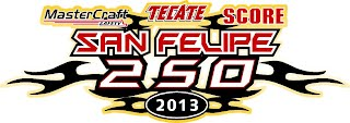 San Felipe 250 2013 Off-Road Desert Race