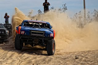 Householder Trophy Truck at San Felipe 250