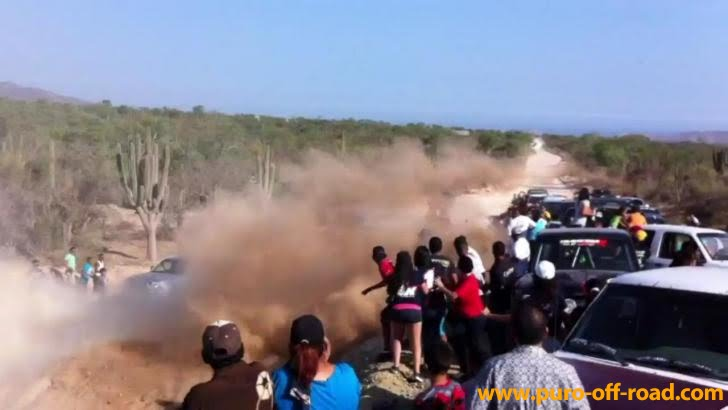 Spectators hurt badly at Cabo San Lucas Off-Road race