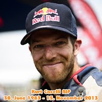 Kurt Caselli KTM Factory Rider RIP - 15 November 2013