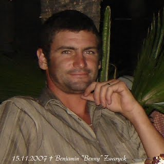 Benny Zwaryck 2007