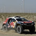 China Silk Road Rally Raid 2015