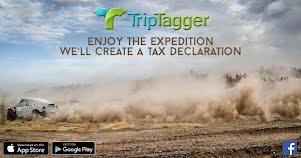 Trip Tagger Mileage Log App